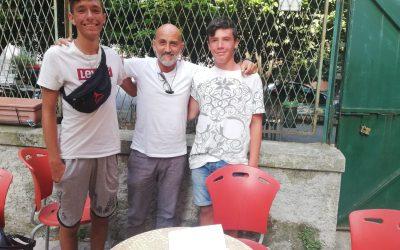 Benvenuti Alessio e Marco!