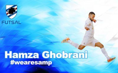 Vi presentiamo Hamza Ghobrani